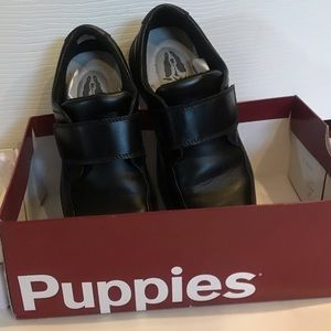 Hush Puppies Gavin Front Strap Dress Shoes